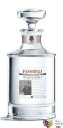"""Fassbind Eau de Vie """" Waldbeeren Réserve Privée """" Exclusive Swiss fruits brandy45% vol.    0.50 l"""