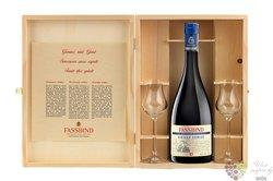 """Fassbind les vieilles barriques """" Cerise """" 2 glass pack Swiss kirsch brandy 40%vol.    0.70 l"""