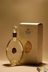 """Liquore di Grappa """" Oro di Mazzetti """" Mazzetti d´Altavilla 30% vol.   0.70 l"""