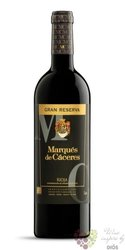"""Marqués de Cáceres tinto """" Gran Reserva """" 2010 Rioja DOCa   0.75 l"""