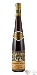 """Riesling beerenauslese """" Nackenheim Rothenberg """" 2003 VdP Grosse Lage Gunderloch  0.375 l"""