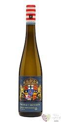 """Riesling spätlese """" Jesuitengarden """" 1990 Rheingau VdP Grosse lage Prinz von Hessen  0.75 l"""