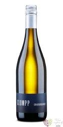 Grauburgunder trocken 2016 Baden bio wine QbA weingut Klumpp   0.75 l
