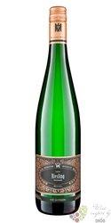 Riesling feinherb 2013 Mosel weingut Wegeler    0.75 l