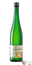 """Rulandské bílé """" Cépage """" 2007 jakostní víno odrůdové Nové vinařství    0.75 l"""