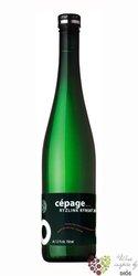 """Ryzlink rýnský """" Cépage """" 2011 jakostní víno odrůdové Nové vinařství    0.75 l"""