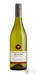 "Sauvignon blanc "" Vintage selection "" 2017 Marlborough Sileni Estates   0.75 l"