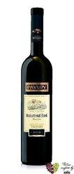 Sauvignon blanc 2014 pozdní sběr z vinařství Pavlov 0.75 l