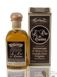 """Olio extra vergine di oliva """" Tartufo Nero """" Piemote by Tartuflanghe     0.10 l"""