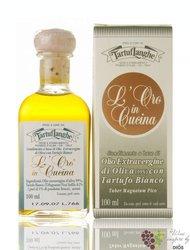 """Olio extra vergine di oliva """" Tartufo Bianco """" Piemote by Tartuflanghe     0.10l"""