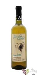 Pinot & Chardonnay 2014 moravské víno zemské Jaroslav Osička  0.75 l