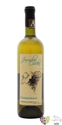 Chardonnay 2012 moravské zemské víno Jaroslav Osička  0.75 l