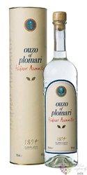 Isidoros Azvanitis Greek anise ouzo of Plomari 40% vol.  0.70 l