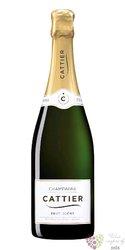 "Cattier blanc "" cuvée Tradition "" Brut Champagne Aoc     0.75 l"