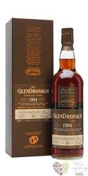 "GlenDronach 1994 "" Single cask "" aged 19 years single malt Speyside whisky 53.5% vol.  0.70 l"