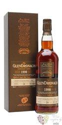 "GlenDronach 1990 "" Single cask "" aged 24 years single malt Speyside whisky 51.3% vol.  0.70 l"