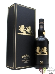 "Whyte & Mackay "" Oldest "" aged 30 years Double Merriage blend Glasgow Scotch Whisky 40% vol. 0.7"