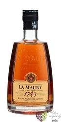 """la Mauny agricole vieux """" 1749 Ambré premium """" aged rum of Martinique 40% vol. 0.70 l"""