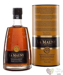 "La Mauny agricole vieux "" VO very old "" premium aged rum of Martinique 40% vol.0.70 l"