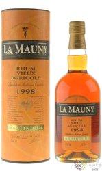 la Mauny agricole vieux 1998 premium vintage rum of Martinique 42% vol.  0.70 l