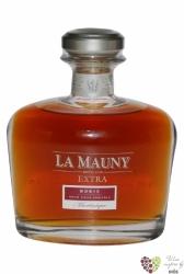 """la Mauny agricole vieux extra """" Rubis """" premium rum of Martinique 42% vol.  0.70 l"""
