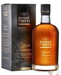"""Riviere du Mat agricole vieux """" Brut de Chais """" aged rum of Reunion Island 45% vol.     0.70 l"""