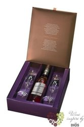 "Tesseron "" XO Perfection no.53 "" aged 50+ years 2glass Riedel gift set Cognac AOC 40% vol.   0.70 l"