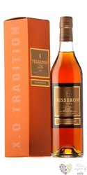 "Tesseron "" XO tradition no.76 "" aged 25+ years Grande Champagne Cognac AOC 40% vol.   1.75 l"