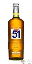 Pastis 51 French anise aperitif pastis de Marseille 45% vol.    1.00 l