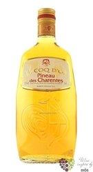 """Pineau des Charentes blanc """" Le Coq d´Or """" Aoc A.Hardy     0.75 l"""
