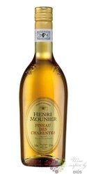 Pineau des Charentes blanc Aoc Henri Mounier  0.75 l