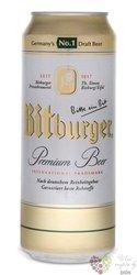 Bitburger premium German beer  0.33l