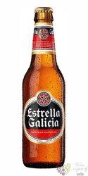 Španšlské pivo Estrella Galici lahvové   0.33l
