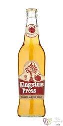 "Kingstone press "" Apple "" original English cider 4.7% vol.   0.50 l"