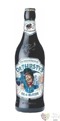 Dr.Thirsty`s Nr.4Blonde beer of United Kingdom 4,1 % vol. 0.50 l