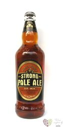 "Marston´s Burton "" Strong Pale Ale "" beer of United Kingdom 6,2 % vol. 0.50 l"