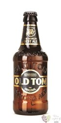 "Robinson´s "" Old Tom Dark Ale "" beer of United Kingdom 8,5 % vol. 0.33 l"