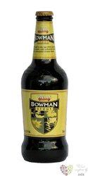 "Bowmans "" Stout "" beer of United Kingdom 5,2 % vol. 0.50 l"