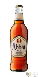 "Greene King Abbot "" Ale "" beer of United Kingdom 5% vol. 0.50 l"
