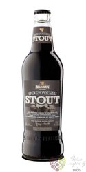Belhaven Scottish Stout beer of United Kingdom 7,0 % vol. 0.50 l