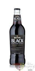 "Belhaven "" Black Stout "" beer of United Kingdom 4,2 % vol. 0.50 l"