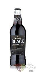 """Belhaven """" Black Stout """" beer of United Kingdom 4,2 % vol. 0.50 l"""