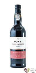 "Dow´s port wine "" Fine Ruby "" Porto Doc by Symington Family 20% vol.    0.75 l"