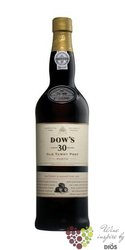 Dow´s port wine tawny 30 years old Porto Doc by Symington Family 20% vol.    0.75 l