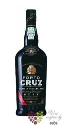 "Cruz "" Ruby "" fine Porto Do 19% vol.   0.75 l"