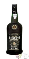 "Cruz "" Special reserve  "" tawny Porto DO 19% vol.   0.75 l"