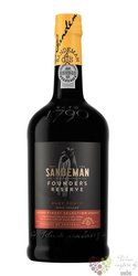 "Sandeman "" Founder´s reserve "" ruby Porto Doc 20% vol.  1.00 l"