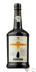 "Sandeman "" Old Invalid  "" ruby reserva Porto Do 19.5% vol.    1.00 l"