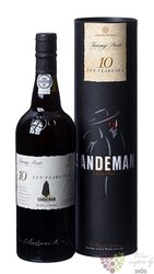 Sandeman 10 years old wood aged tawny Porto Doc 20% vol.  0.75 l