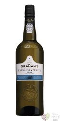 "W&J Grahams "" Extra dry white "" Porto Doc by Symington 20% vol.  0.75 l"